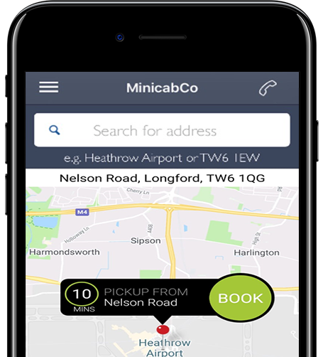 Kingston Minicabs Mobile App